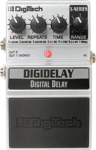 Digitech XDD DigiDelay [XDD]