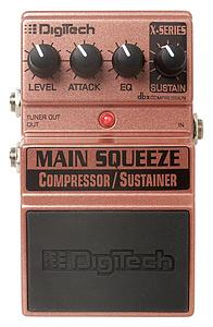 XMS Main Squeeze Pedal