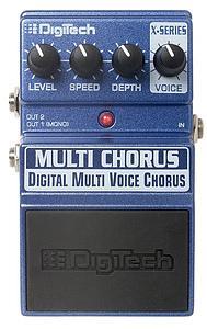 XMC Multi Chorus Pedal