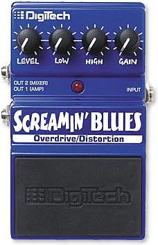 Digitech Screamin Blues