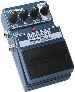 XDV Digiverb Reverb Pedal