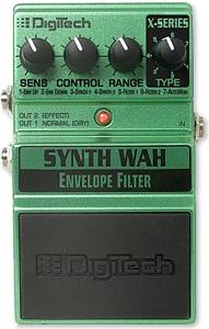 Digitech XSW Synth Wah  [XSW]