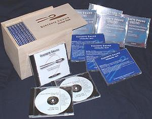 Discrete Drums Discrete Drums Series II Pro  18-Disc Set