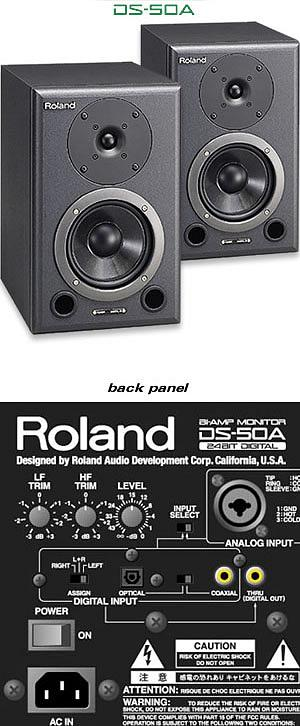 Roland DS-50A -One Available