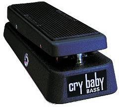 Dunlop Crybaby Bass Wah
