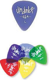 Dunlop Gels Standard Picks - .50MM (12) [486PLT50MM]