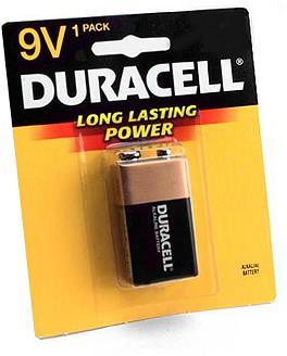 Duracell 9 Volt