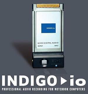 Echo Echo Indigo IO