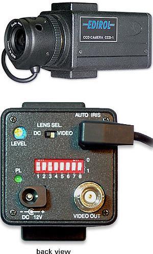 CCD1 Video Camera