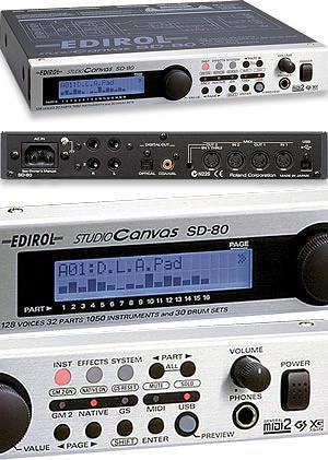 Edirol SD80