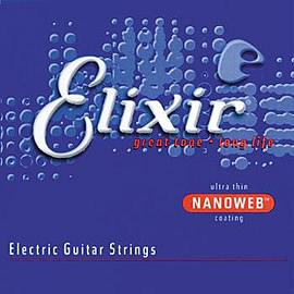 Elixir Nanoweb Electric Super Light