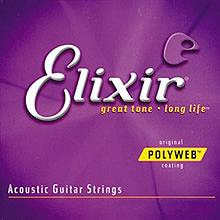 Elixir Polyweb Acoustic Light Strings