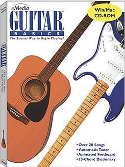 eMedia Guitar Basics