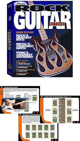 eMedia Rock Guitar Method