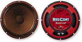 Red Coat Series Ramrod 10 Inch 8 Ohms