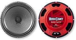 Eminence Red Coat Series Red Fang 12 Inch 8 Ohms [RED FANG]
