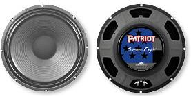 Eminence Patriot Series Screamin Eagle-12 Inch 16 Ohms [SCREAMIN EAGLE-16]