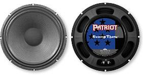 Eminence Patriot Series Swamp Thang 12 Inch  8 Ohms [SWAMP THANG]