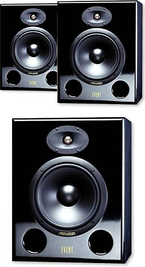 Event Studio Precision 6 Monitors (passive) Pair