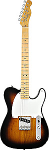 Fender 50s Esquire - 2-Color Sunburst  [0131502303]