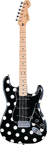 Fender Buddy Guy Stratocaster® - Polka Dot [0138802306]