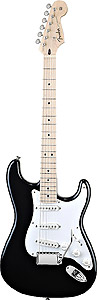 Fender Eric Clapton Stratocaster® - Black with Case [0117602806]