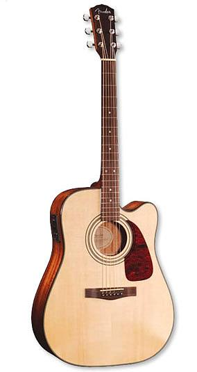 Fender DG-20SCE Natural