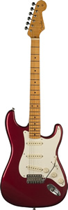 Fender Eric Johnson Stratocaster® Candy Apple Red Finish [0117702809]