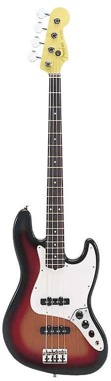Highway 1 US Special Jazz Bass® - 3 Color Sunburst Finish RN
