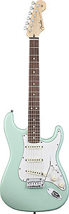 Fender Jeff Beck Signature Series - Surf Green Finish [0119600857]