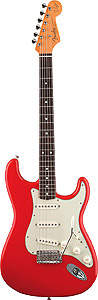 Fender Mark Knopfler Stratocaster® - Hot Rod Red [0117800815]