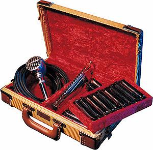 Mississippi Sax Case - Tweed