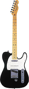 American Nashville B-Bender Tele® - Black Finish - Maple Neck