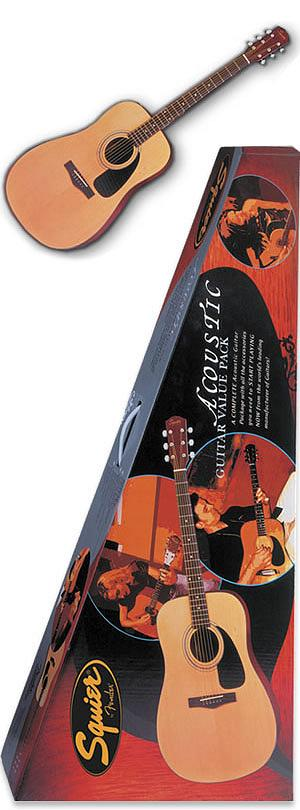 Squier SD-8S Acoustic Pack [0930800021]