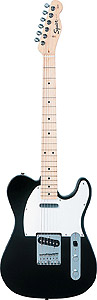 Squier Affinity Telecaster - Black - Maple [0310202506]