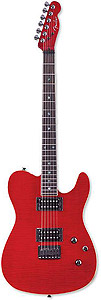 Fender Custom Telecaster® FMT HH - Crimson Red Transparent [0262000538]