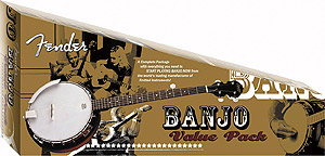 Fender FB 300 Banjo Pack [0979500021]