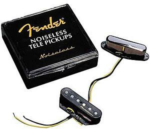 Fender Noiseless Tele® Pickup Set  [0992116000]