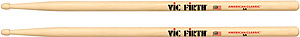 Vic Firth Rock American Classic Hickory - Wood Tip