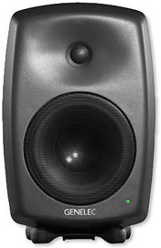 Genelec 8030APM - Black Single [8030APM]