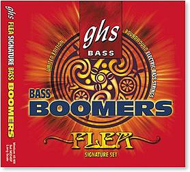 GHS Flea Signature Bass Boomers Medium
