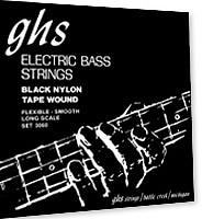 GHS GHS-3060-5 Black Tape Wound