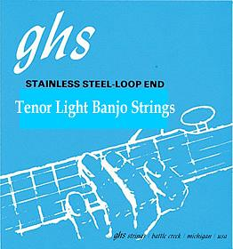 GHS Tenor Banjo  Light