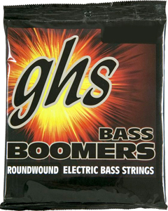 GHS Boomers 5M-DYB  5 String Long Scale Set