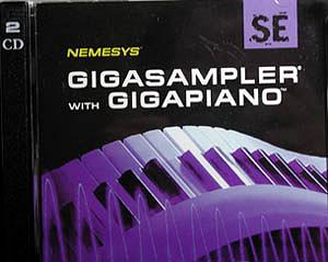 Gigasampler 64 SE with Gigapiano