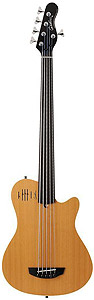 Godin A5 Fretless Bass with Synth Access [028634]