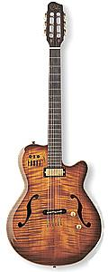Godin Multiac Jazz - Lightburst Flame [018888]