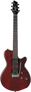 Godin xtSA - Dark Transparent Red
