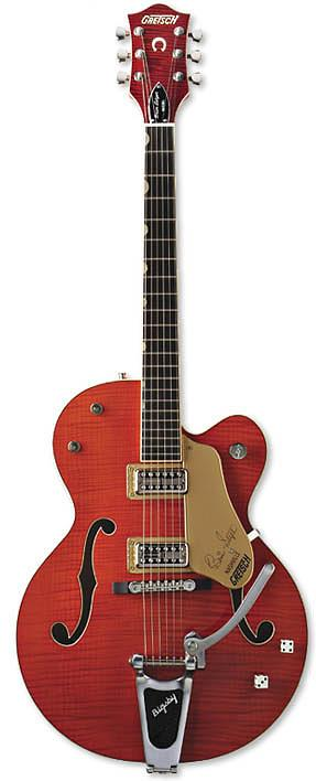 Gretsch G6120SSU Brian Setzer - Orange Stain [2400109812]
