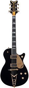Gretsch G6134B Black Penguin - Black [2410509806]